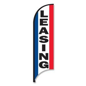11' Street Talker Complete Feather Flag Kit (Leasing)