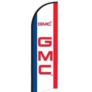 11' Street Talker Feather Flag Kit (GMC™)